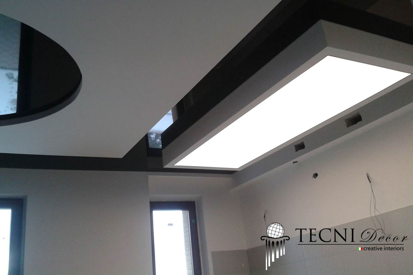 Translucent Lighting Stretch Ceilings Tecnidecor